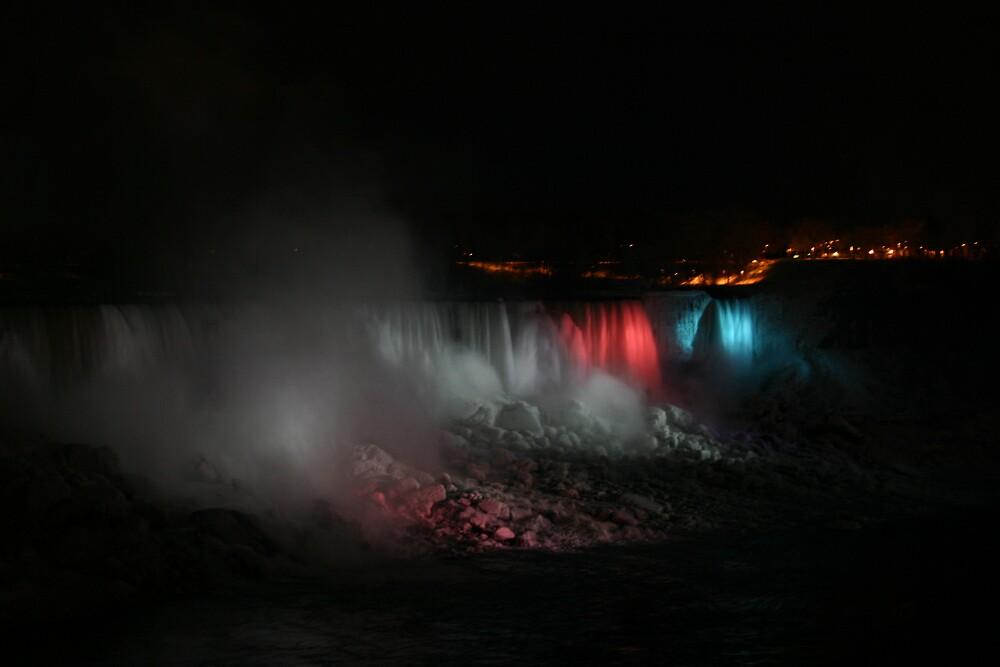 Niagara Falls by abryant