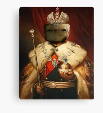 LORD AND SAVIOR, TACHANKA Canvas Print