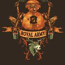 Royal Army by wytrab8