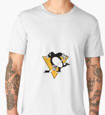 Pittsburgh Penguins Logo Men's Premium T-Shirt