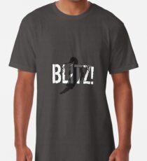 Blood Bowl inspired Elf BLITZ! Blitzer merchandise Long T-Shirt