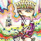 Queen Bee by Bryan Collins