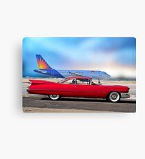 1959 Cadillac Coupe DeVille I Canvas Print