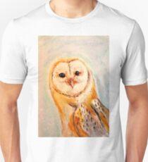 Magical barn owl Unisex T-Shirt