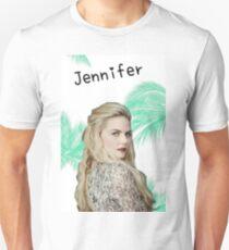 Jennifer Morrison Unisex T-Shirt