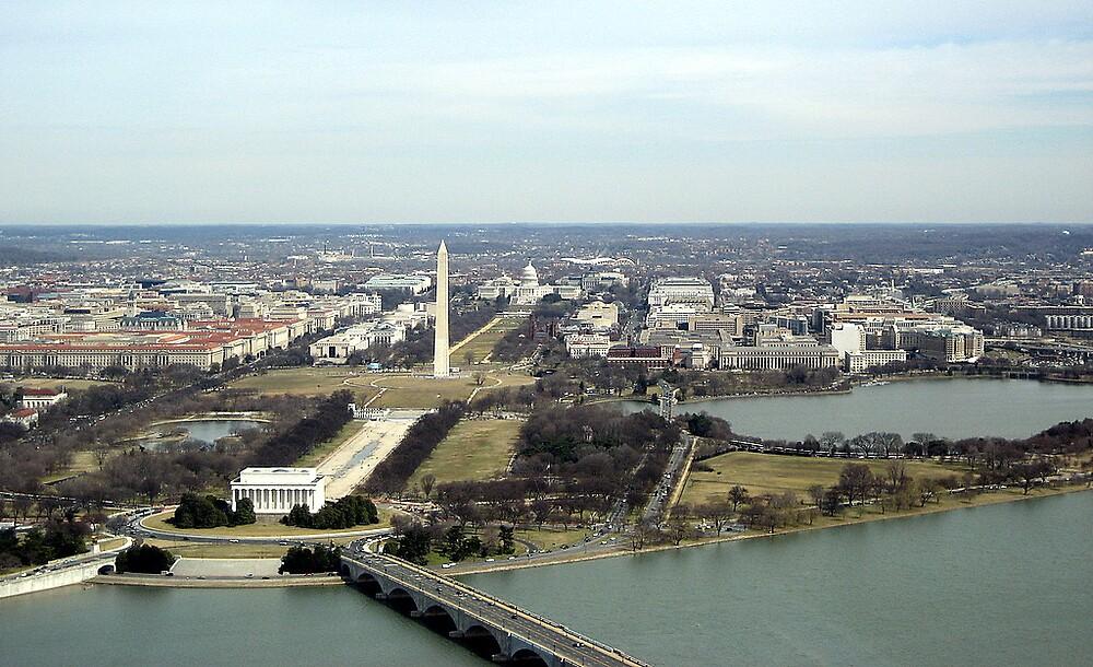 Washington, DC by Matthew Wrobel
