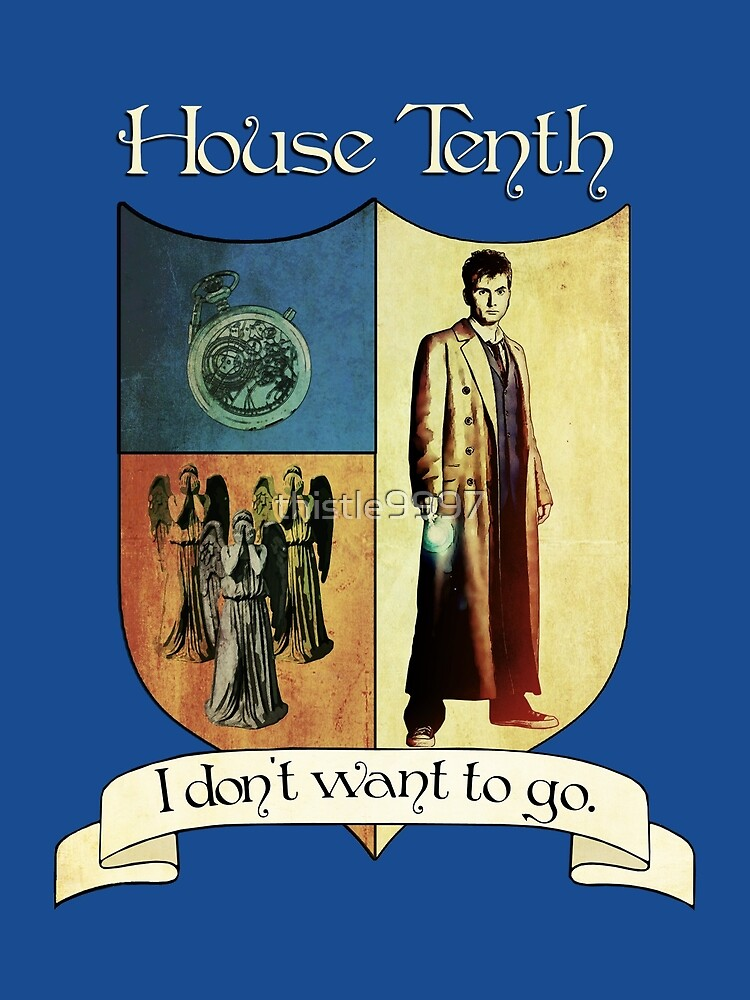 House Tenth Doctor by thistle9997