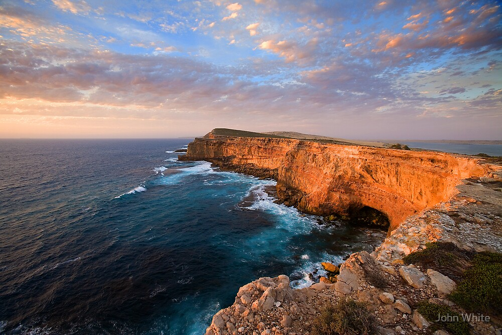 West Coast South Australia by John White
