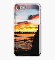 Morning Row iPhone Case/Skin