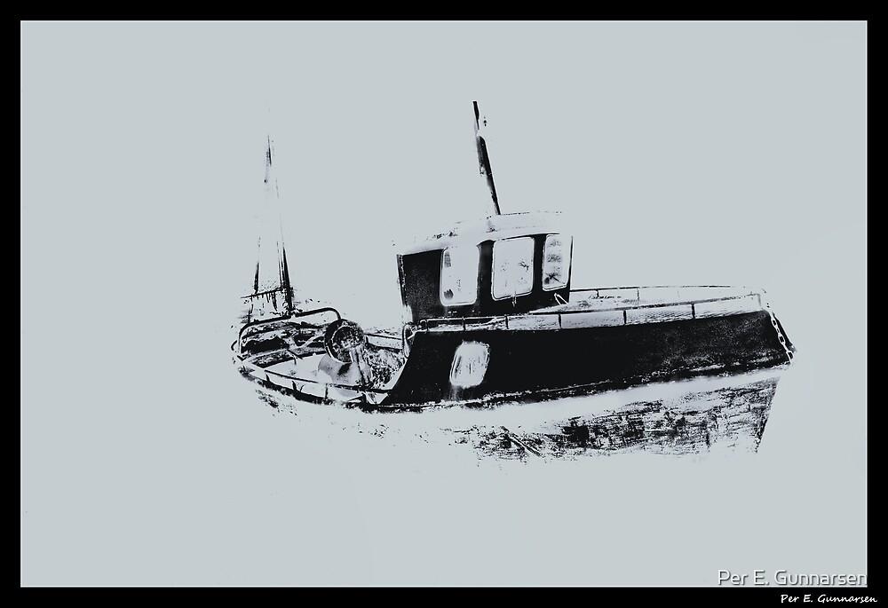 Gone fishing by Per E. Gunnarsen