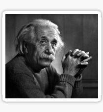 Albert Einstein Sticker