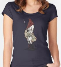 The Silent Itch Women's Fitted Scoop T-Shirt