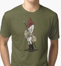 The Silent Itch Tri-blend T-Shirt