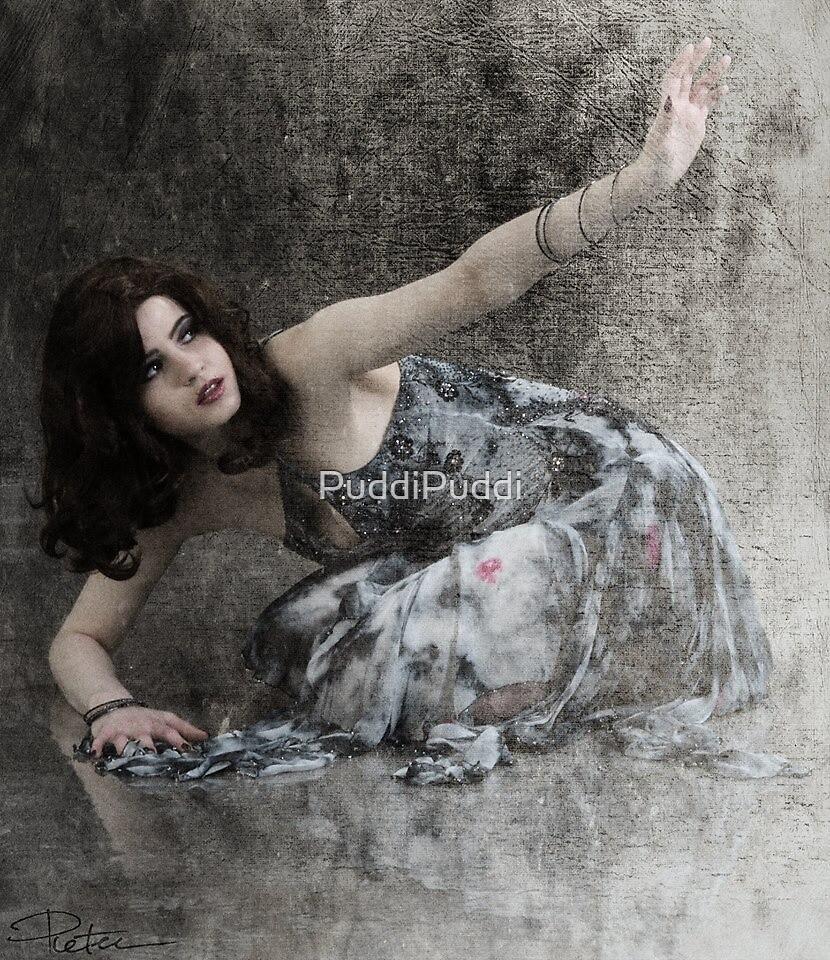 Photoshoot: ''Fairytale'' by PuddiPuddi