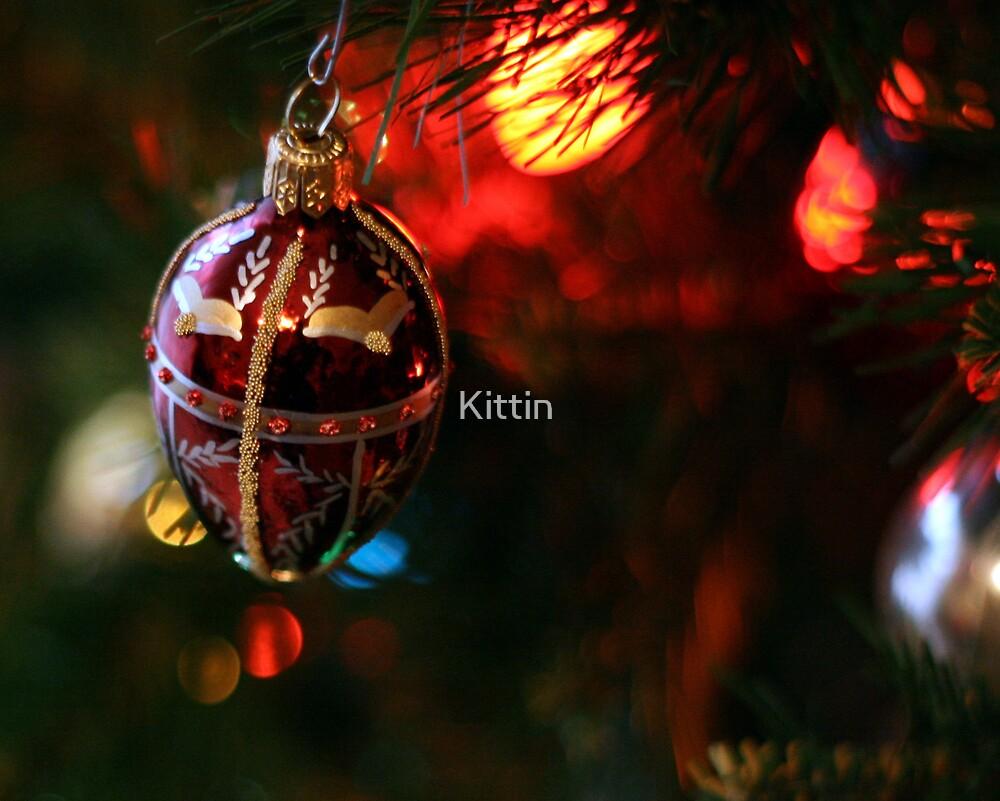 ornament 16 by Kittin