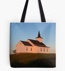 St Joseph's Roman Catholic Church, Charlos Cove Tote Bag