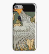 Deco Cockatoos iPhone Case/Skin