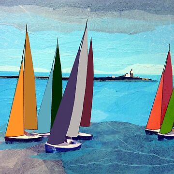 Coquet Yacht Race by Stormswept