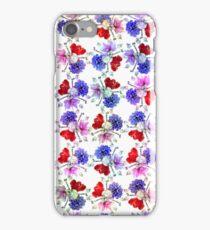 Blooming Skeleton iPhone Case/Skin