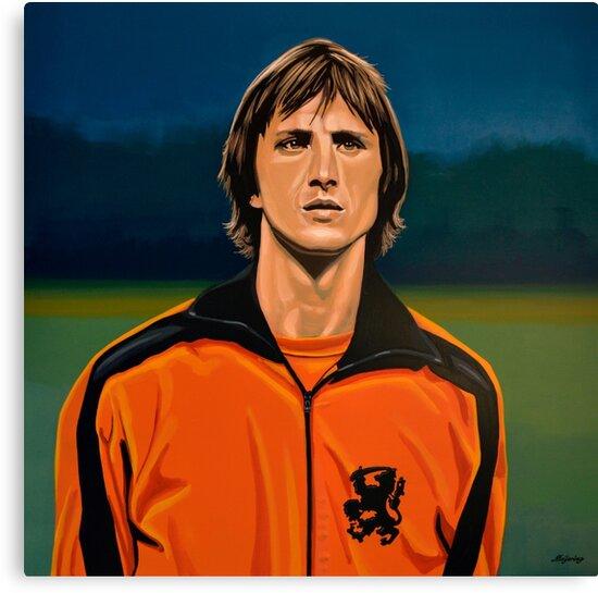 Johan Cruyff Oranje by PaulMeijering