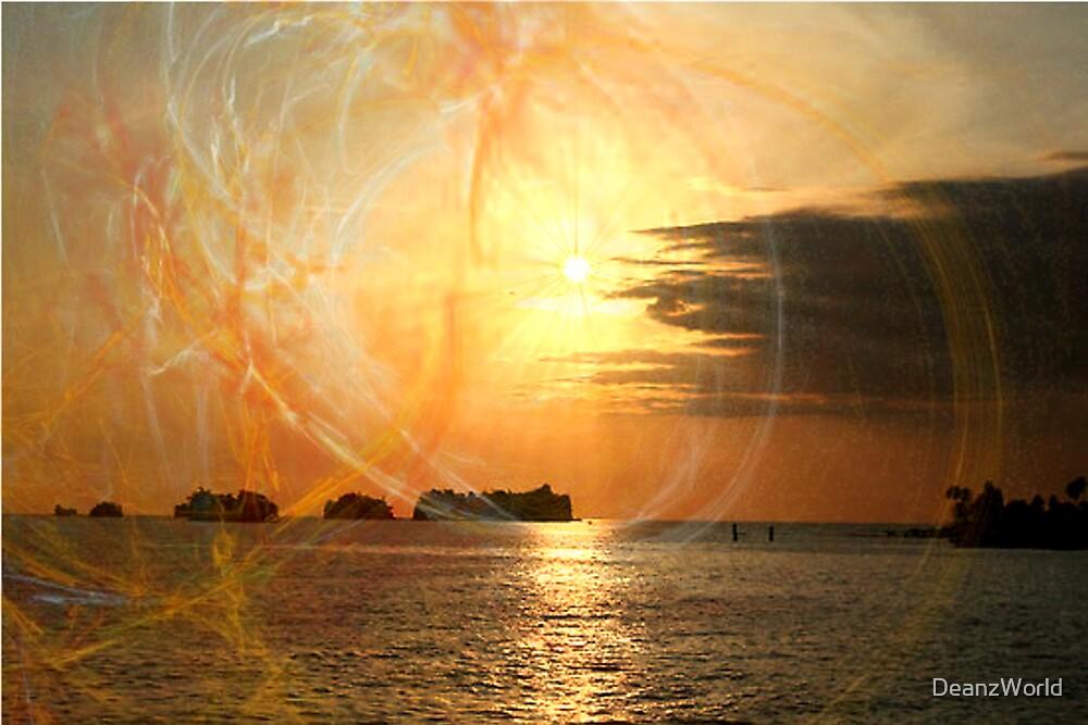 Julie's Sunset Redo by Dean Warwick