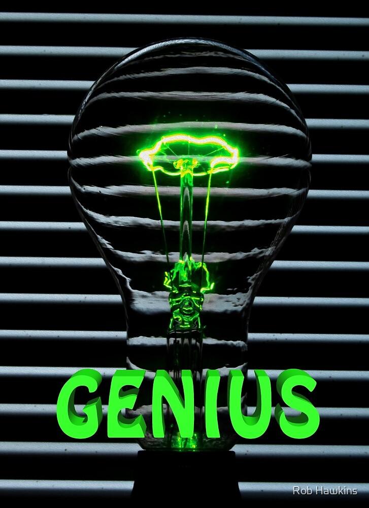 Genius  by Rob Hawkins