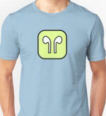 In-Ear Unisex T-Shirt