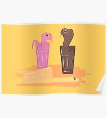 Milksnake 2 (Banana) Poster
