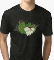 Ceiling Tiger Tri-blend T-Shirt