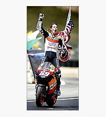 rider world champions Photographic Print