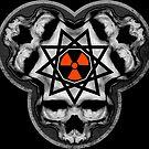 Sinister Skulls: Enneagram by Chad Savage