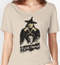 T For Tinman Women's Relaxed Fit T-Shirt