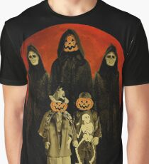 Cult of the Great Pumpkin: Trick or Treat Graphic T-Shirt