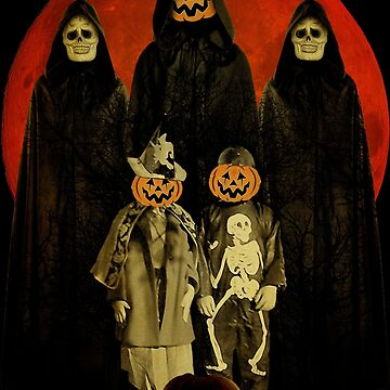 Cult of the Great Pumpkin: Trick or Treat by ChadSavage