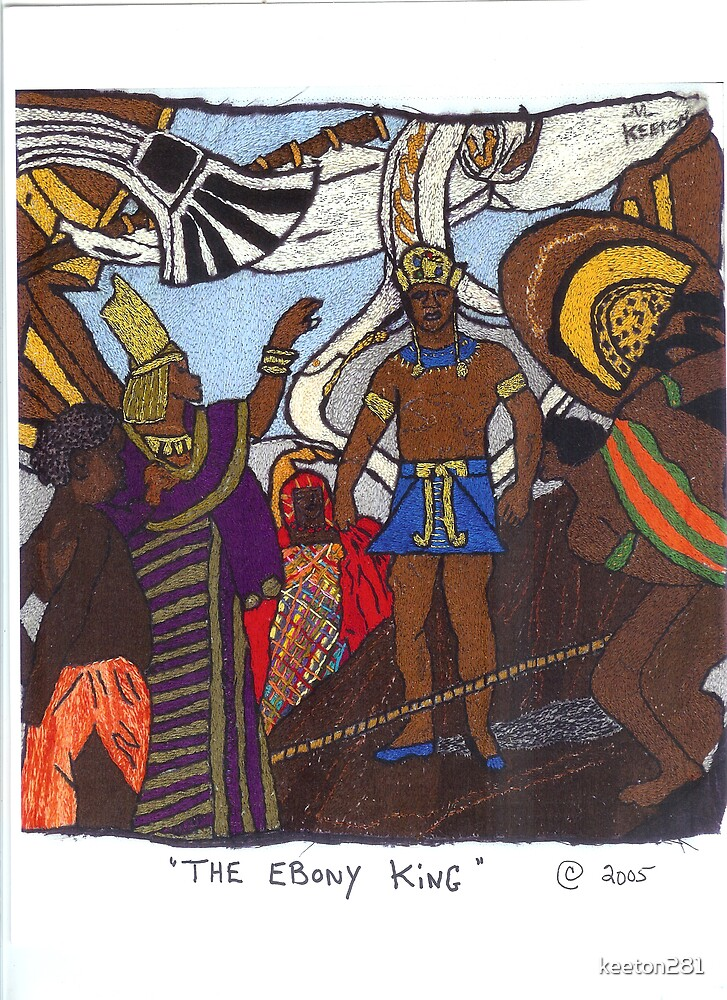 THE EBONY KING by keeton281