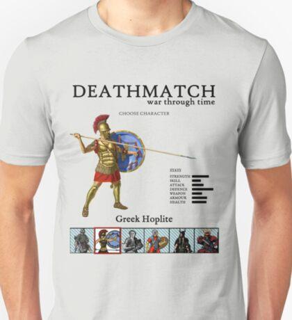 History Deathmatch T-Shirt
