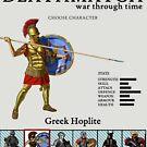 History Deathmatch by HandDrawnTees