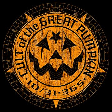 Cult of the Great Pumpkin: Alchemy Logo by ChadSavage