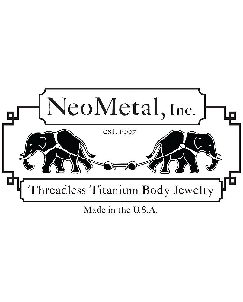 NeoMetal Elephants by NeoMetal