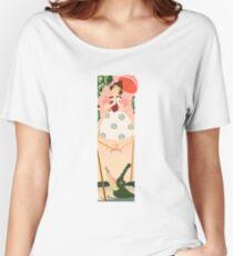 Seiltänzerin Baggyfit T-Shirt
