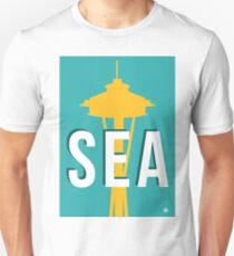 This is Seattle Unisex T-Shirt