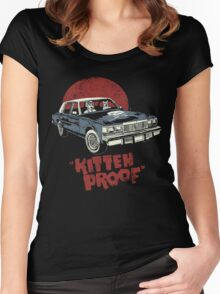 Kitteh Proof Women's Fitted Scoop T-Shirt