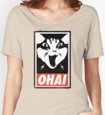 O HAI Women's Relaxed Fit T-Shirt