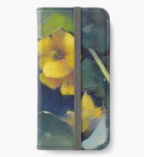 Nasturtiums iPhone Wallet/Case/Skin