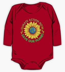 People's Climate Change March on Washington Justice 2017 One Piece - Long Sleeve