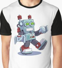 Strollbot 9000 Robot  Graphic T-Shirt