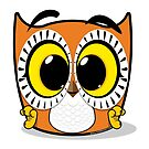 Payaso Owl by PharaohLord