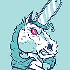 Brutal Unicorn by strangethingsA
