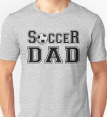 Fathers Day - Soccer Sports Dad Father  Unisex T-Shirt