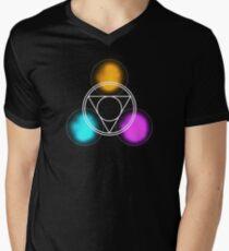 Invoke Men's V-Neck T-Shirt